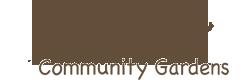 Nunawading Community Gardens